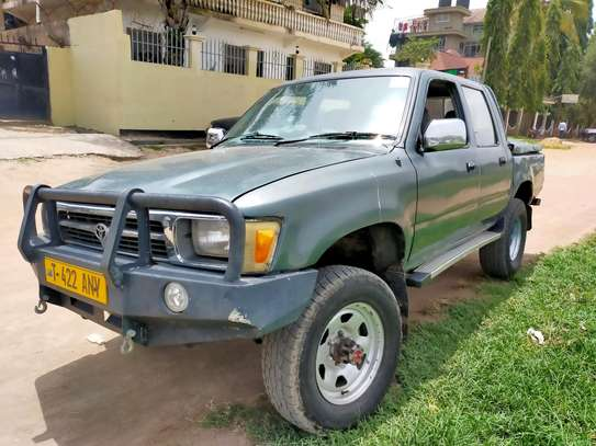 1999 Toyota Hilux image 5