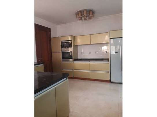 3bed furnished  villa in the compound at mikocheni a $1000pm image 8
