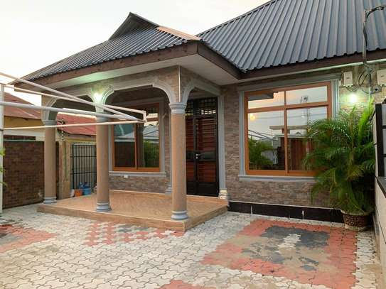 3 bedroom house at mbezi beach image 1