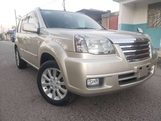 2005 Nissan X-Trail Axis