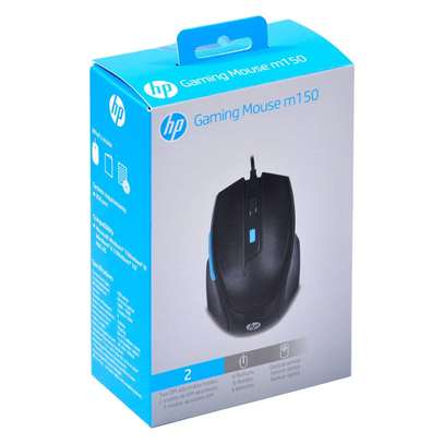 HP HP M150 Wired Mouse ( Black ) image 1