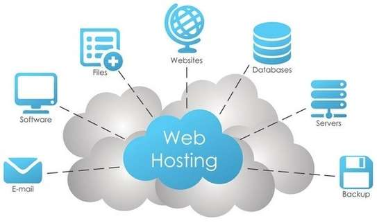 WEB HOSTING AND EMAILS SERVICES