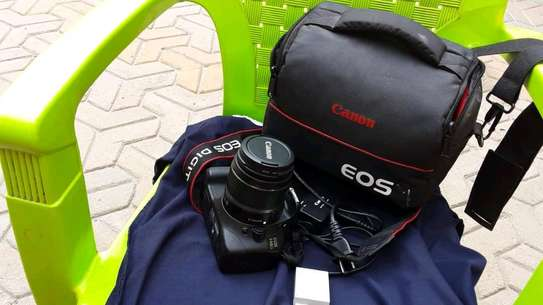 CANON 550D with Lens 18-55MM image 2