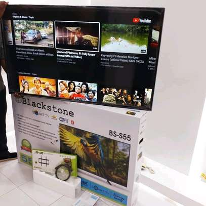 BRAND NEW BLACKSTONE 45 INCH SMART ANDROID ....715,000/= image 1