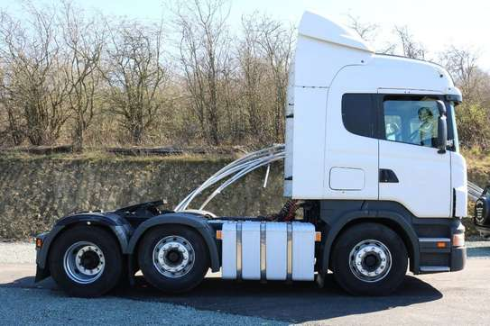 2005 Scania R420 Tractor Unit 6x2 image 7