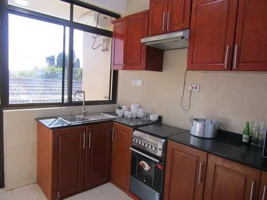 2 Bedrooms Full Furnished Apartments in Msasani image 5