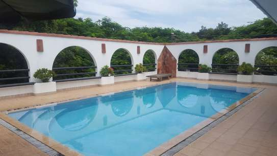 Standalone House with Private Pool in Oysterbay