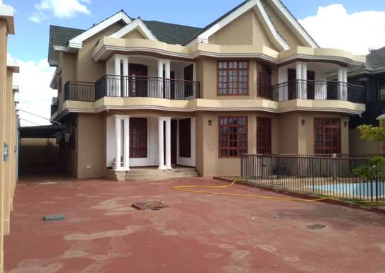 7BEDROOMS FULLY FURNISHED BURKA/WESTERN ARUSHA