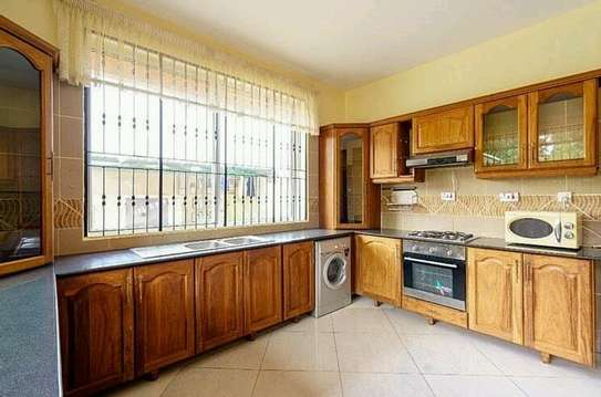 a fully furnished villas are for rent at mbezi beach road to whitesands image 6