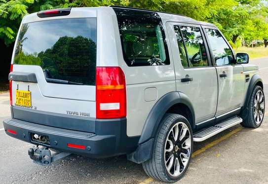 2007 Land Rover Discovery image 5