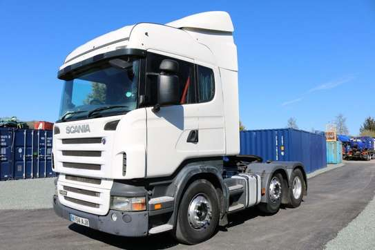 2005 Scania R420 Tractor Unit 6x2 image 3