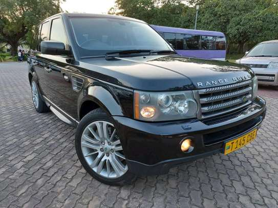 2009 Land Rover Range Rover image 2