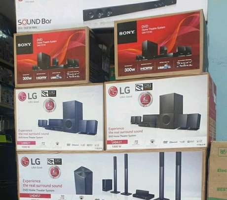 BEST SONY HOME THEATER SOUND SYSTEM image 2