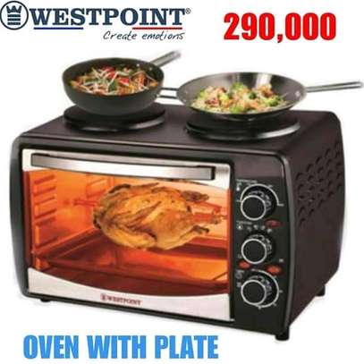 West Point Mini Oven