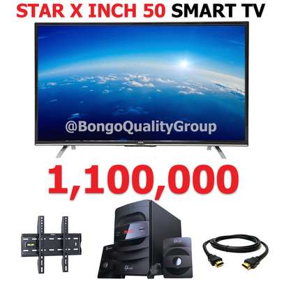 Star-X 50LF680T 50-Inch Full HD Smart LED TV image 1