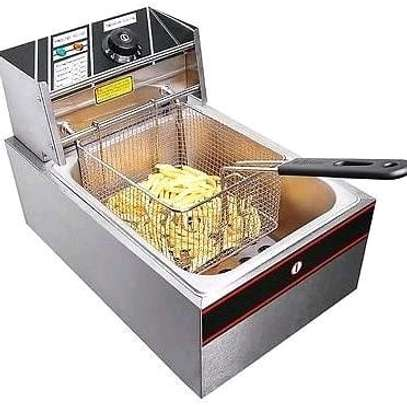 6L PMC Electric Countertop Deep Fryer Commercial.....195,000/= image 2