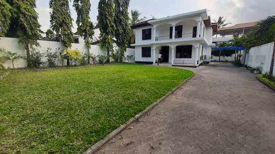 4 Bedrooms Immaculate House For Rent In Masaki