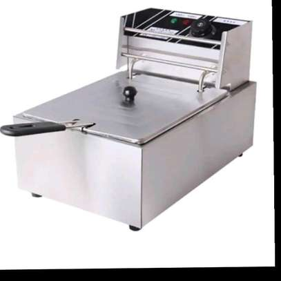 6L PMC Electric Countertop Deep Fryer Commercial.....195,000/= image 3