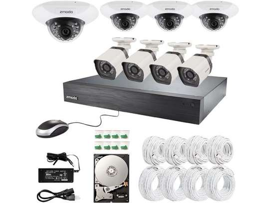 SPECIAL OFFER: 16CH NVR 8 CAMERAS WITH 1TB HARD DRIVE
