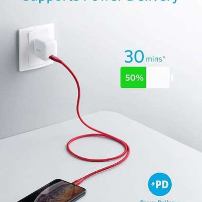 Anker lightning Cable charger image 1