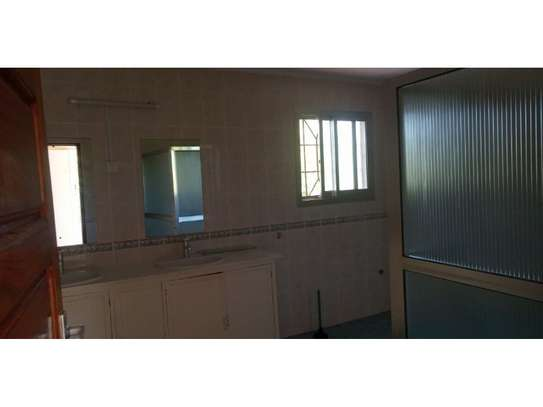 4bed house at masaki with mature garden,pool,generator $5000pm image 5