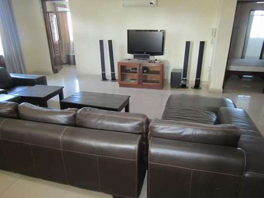 3 Bedrooms Luxury and Spacious Full Furnished Apartments in Upanga image 2