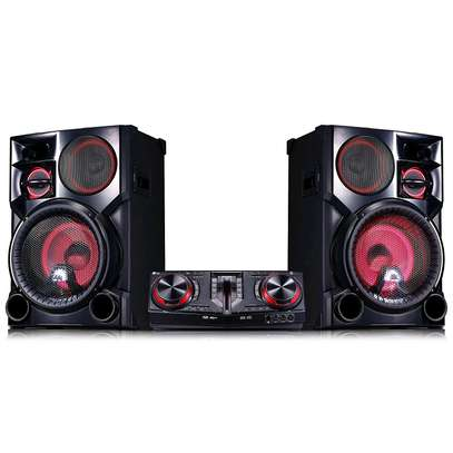 LG XBOOM 3500WATTS HI-FI ENTERTAINMENT SYSTEM