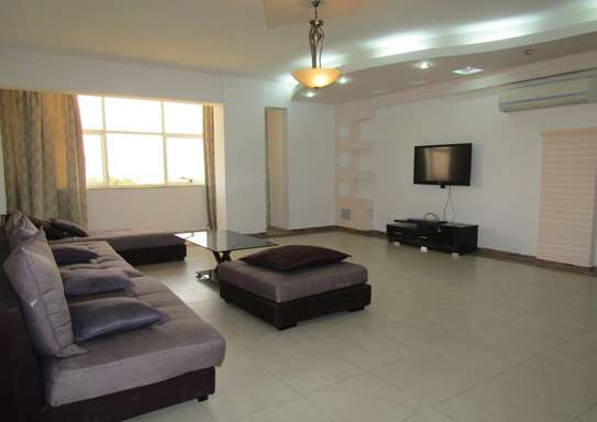 3 Bedroom Furnished Luxury Apartment in Upanga