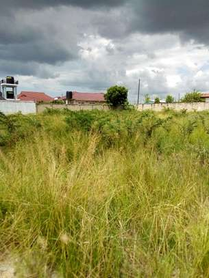 Plot For Sale Mbweni