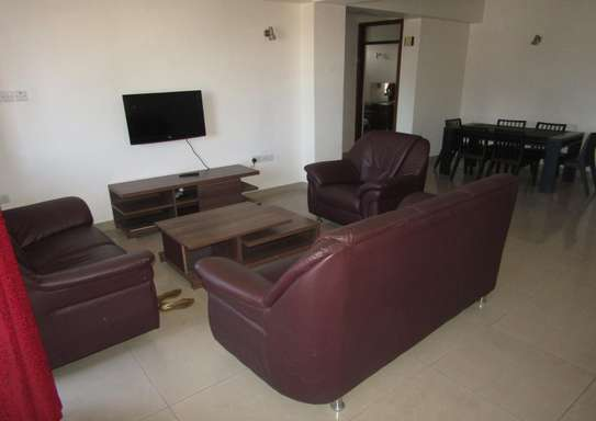 3 Bedroom Fully Furnished Apartments in City Center (Kisutu)