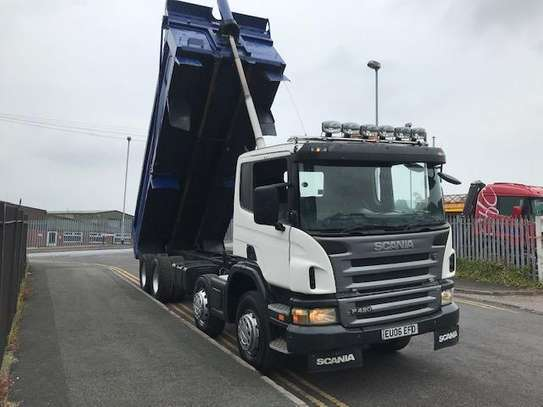2006 Scania P420 8X4 TIPPER 130MILLION ON THE ROAD