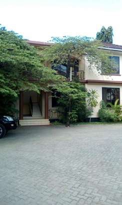 2bdrms fully furnished Apartiment for rent located at Mikocheni rose garden road image 1