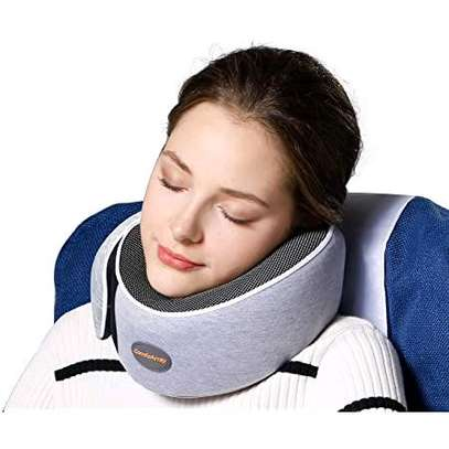 TRAVEL NECK SUPPORT PILLOW image 1