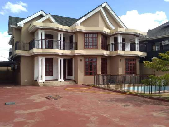 8 Bdrm Fully furnished House at Burka in Arusha image 2