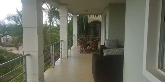 3 bed room house in the compound for rent at kigamboni south beach image 4