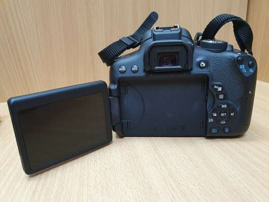 Canon EOS 750D, Digital SLR Camera with 18-55mm image 3