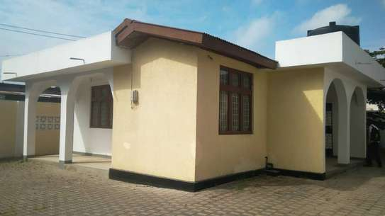 3Bedroom House For Rent In Sinza Afrikasana