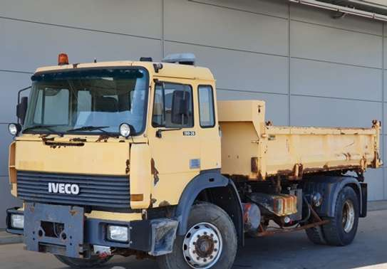 1990 IVECO UNIC 190-26 4X2 TIPPER