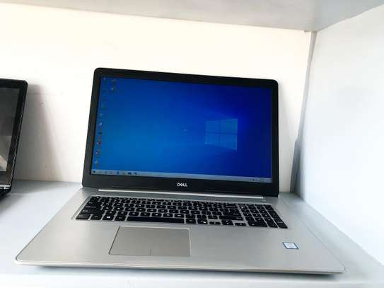 DELL INSPIRON 5770 CORE I7 with ToTal 8GB RADEON GRAPHICS image 1