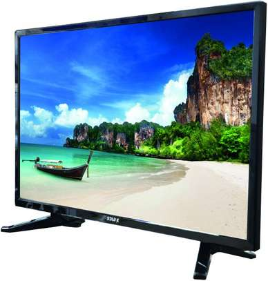 "Star X LED TV - 32"" Black With a Free Wall Bracket image 2"