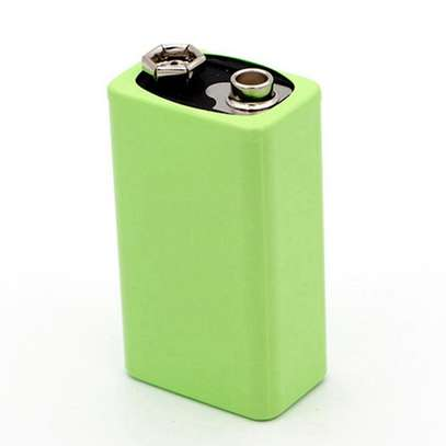 RECHARGEABLE Ni-MH 9V BATTERY image 5