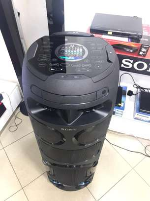SONY PARTY SPEAKER V82D High Power Audio System with BLUETOOTH Technology image 2
