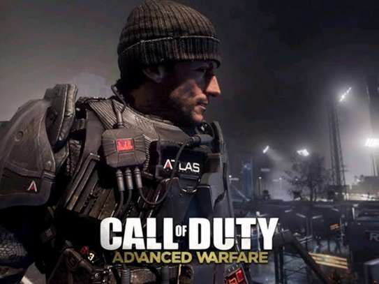 Call of Duty Advanced Warfare.