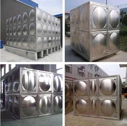 Stainless steel tank,304/316 material image 1