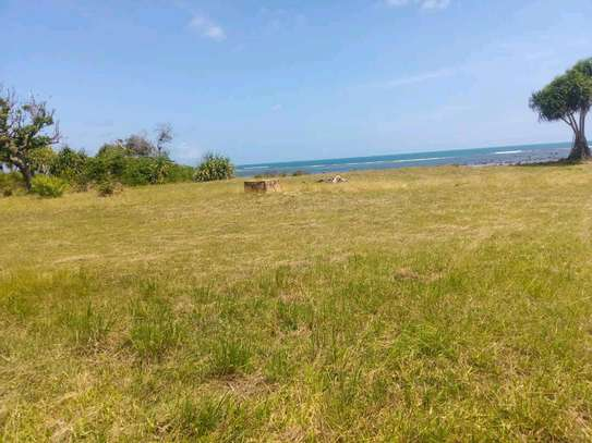 Beach plot for sale in kigamboni. image 1