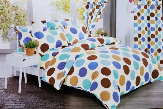 Bedsheet and duvet