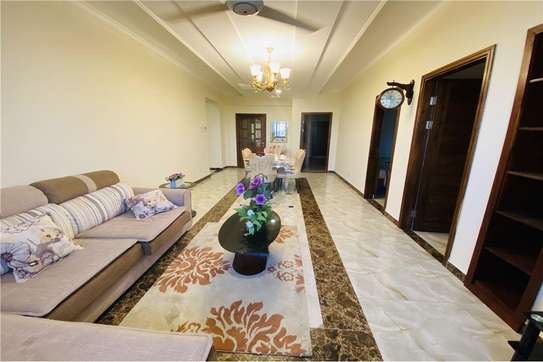 A Fully Furnished 3 Bedrooms (all en-suite) Apartment for Sale in Upanga image 7