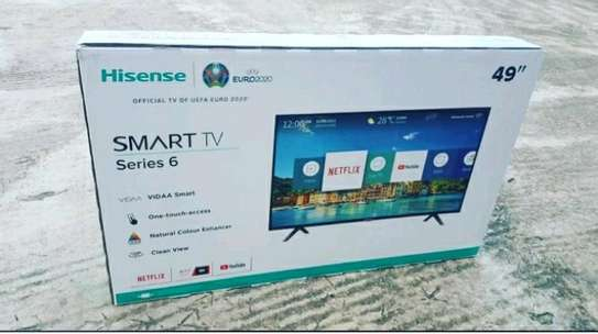 FREEKICK ON YOUR SIDE ANOTHER BEST TELEVISION HISENSE BRAND image 3