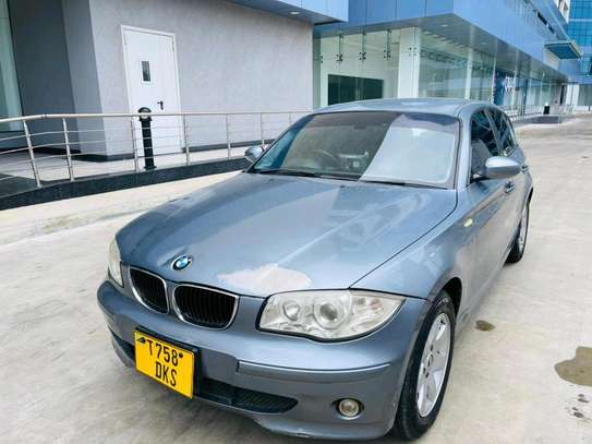 2005 BMW 1 Series image 9