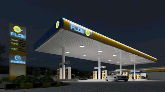 Petrol Station For   Lease/Masaki